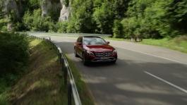 e class all terrain driving scenes