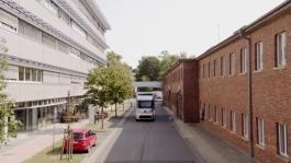 mb 160920 iaa urban etruck footage driving scenes