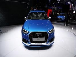 Footage Audi RS3 berline