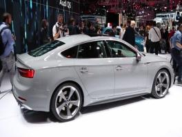 footage audi a5 sportback-full hd