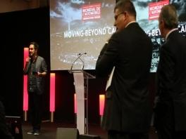 Footage Forum de l'innovation