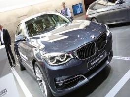 Footage BMW série 3 GT