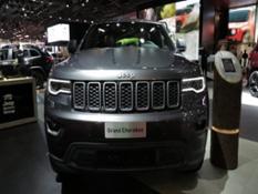 Footage Jeep Grand Cherokee my2017