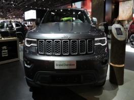 Jeep Grand Cherokee my2017