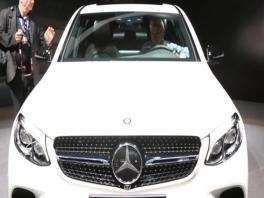 footage mercedes amg glc 43 coupe-full hd