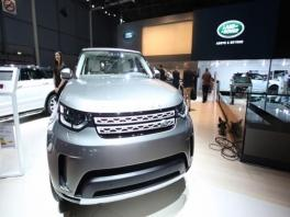 footage land rover discovery-original