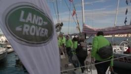 Clip Land Rover Sponsor Barcolana