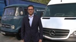 ITW Andrea Verdolotti, Responsabile Marketing Vans Mercedes-Benz Italia