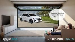 46586 HYUNDAI ADDS BLUE LINK SKILL FOR AMAZON ALEXA 30 Second
