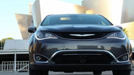2017 Chrysler Pacifica Hybrid Revised