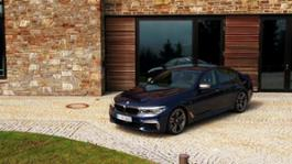 BMW M550i xDrive. Exterior Design