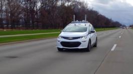 B-roll -GM-Autonomous-Vehicle-Testing-