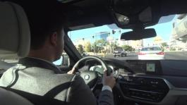 BMW Traffic Light Assistant
