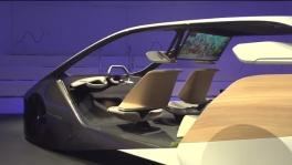 Sculpture BMW i Inside Future