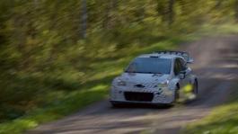 WRC Yaris Action Gravel