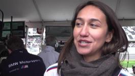 Interview Amanda McGough. Project leader John Baldessari