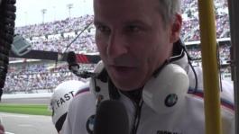 Interview Jens Marquardt. BMW Motorsport Director