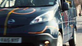 Video Nissan e-NV200 Workspace