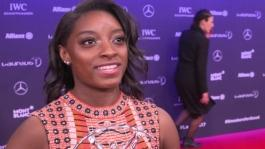 Interview Simone Biles