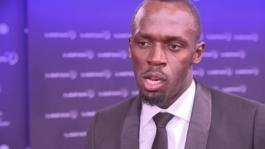 Interview Usain Bolt