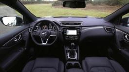 The new Nissan Qashqai Interior B Roll