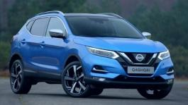 The new Nissan Qashqai Dynamic B Roll