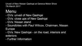 Nissan Geneva Motor Show 2017 B Roll