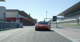 Mclaren 720s Dynamic Track Media B-roll