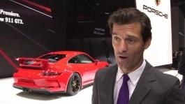 Interview Mark Webber