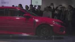 PREMIERE 25 HONDA CIVIC TYPE R-HD TV MP4