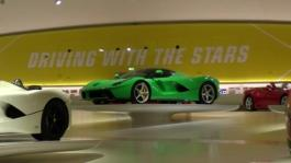 "Museo Enzo Ferrari di Modena – ""Driving with the stars"""