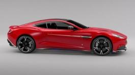 Q by Aston Martin Vaquish S Red Arrows Edition