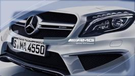 mb 170411 compact cars amg a 45 4matic cirrus white