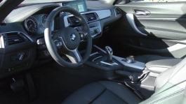 BMW 2 Series Coupé, Design Interior