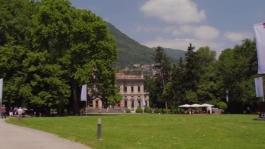 CLIP Villa d'Este sfilata e coppa