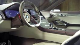 BMW Concept 8 Series - Interior Design