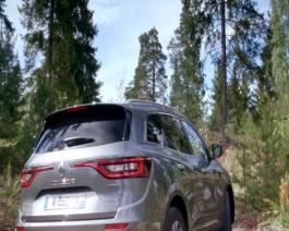 New Renault KOLEOS 4x4 - Press B-roll