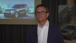 ITW Daniele Maver, Presidente e Amministratore Delegato di Jaguar Land Rover Italia