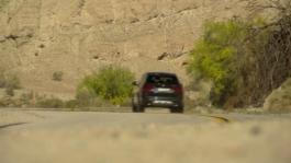 BMW X3 30d xLine. Driving Scenes