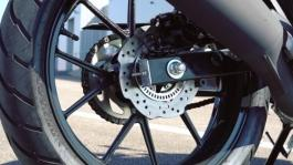 GSX-R static - wheels and brakes