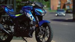 GSX-S static- side-ons