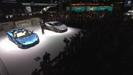 Lamborghini Press Conference at IAA 2017, Frankfurt Motor Show