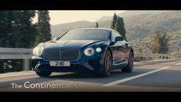 New Continental GT - The Design