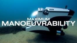 07 U-Boat Worx private submarine - Submersible essentials - Maximum manoeuvrability and speed