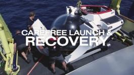 10 U-Boat Worx private submarine - Submersible essentials - Carefree launch and recovery
