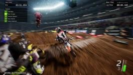 Supercross Montage gameplay broll