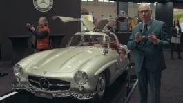 Mercedes-Benz Auto e Moto d'Epoca 2017 Intervista Eugenio Blasetti racconta le stelle di Auto e Moto d'Epoca 2017