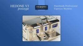 Hedone V3 Handmade Professional Espresso Machine