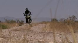 BMW F 750 GS, Off-road Riding Scenes