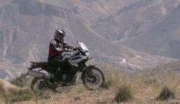 BMW F 850 GS, Off-road Riding Scenes